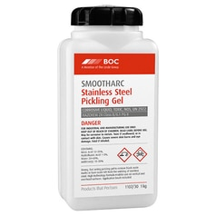 BOC Smootharc Stainless Steel Pickling Gel