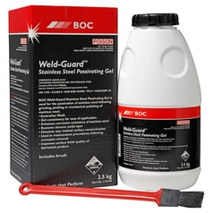 BOC Weld-Guard Stainless Steel Passivating Gel