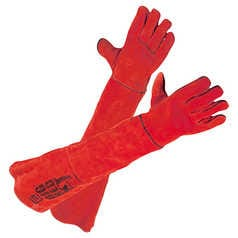 Elliotts Big Red XT Welding Glove with Extended Cuff