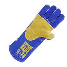 Elliotts Kevlar Blue Welding Glove
