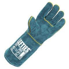 Elliotts Lefties Left Handed Welding Gloves