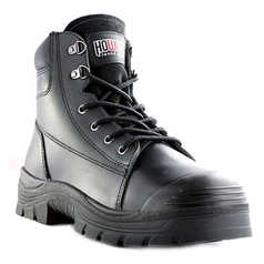 Howler Canyon Lace-Up Safety Boot With Steel Toe Cap