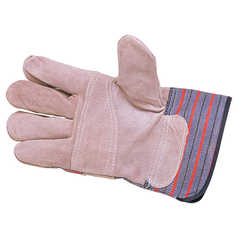 BOC Candy Stripe Economical Leather Glove