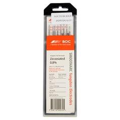 BOC 150 AC 0.8% Zirconiated Tungsten Electrodes