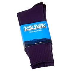 ESCAPE Comfort Socks