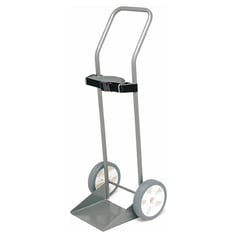 Cylinder Trolley for A or D Size Cylinders - Steel