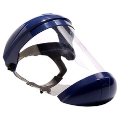 UMATTA Faceshield with Browguard and Chinguard