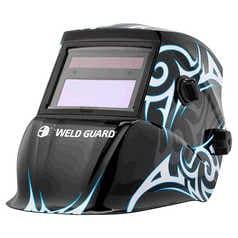 WELD GUARD High Impact Auto-Darkening Welding Helmet