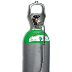 Lasergaser