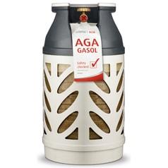 Gasolflaskor 0,34-45 kg