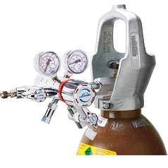 อุปกรณ์ปรับความดันสำหรับก๊าซพิเศษ (Scientific Regulators)