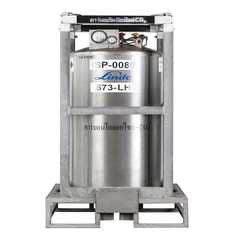 Carbon Dioxide Liquid (Industrial Grade)  Portable Cryogenic Container, PCC