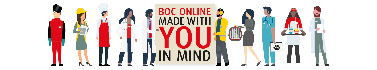 BOC Online made with you in mind