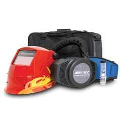 BOC PAPR Sysytem OHE450-PA700V2 Welding Helmet and Kit Bag
