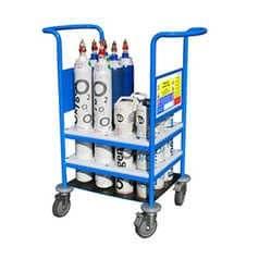 12 Cylinder Trolley