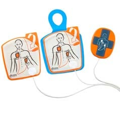 Powerheart G5 Adult Defibrillation Electrodes with CPR Device