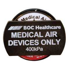 Medical Air Terminal Unit Plug