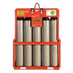 Nitrogen (Oxygen Free) 230bar Manifolded Cylinder Pallet