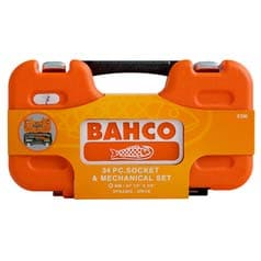 Bahco Metric Socket Set