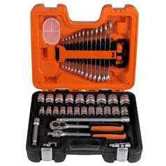 Bahco 40-Piece Socket & Spanner Set