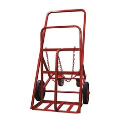 Oxygen/Acetylene Twin Trolley HD 4 Wheel