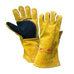 "BOC 14"" Gold Gauntlet Gloves"
