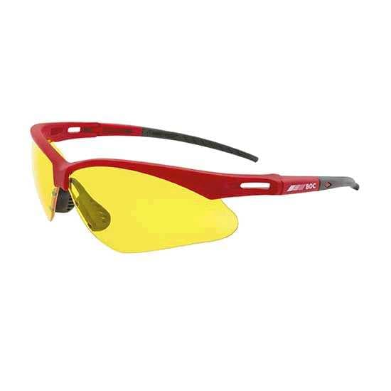 BOC Retina Amber Safety Glasses