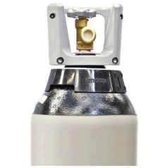 Nitrogen N5.5 (Research Grade N2) Cylinder