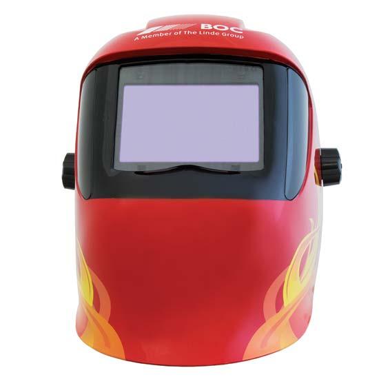 Boc Ohe575 Auto Darkening Welding Helmet With Side Windows Industrial Gas Gas Equipment Accessories Boc Shop