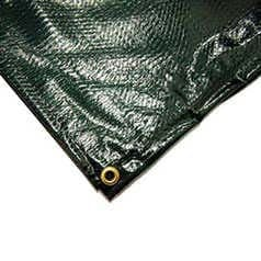 PVC Green Welding Curtain