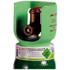 Pureshield Argon Cylinder Industrial Grade, Compressed Gas