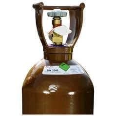Helium, A Grade, 200bar Cylinder