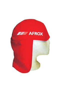 Afrox Scull Cap with Back Flap
