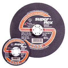 Grinding Discs - Carbon Steel (Industrial)