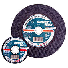 Cutting Discs - Carbon Steel(Professional 2-1 / Stainless & Carbon Steel)