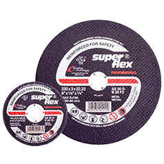 Superflex Cutting Disc Prof Steel